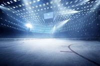 An image of a hockey stadium