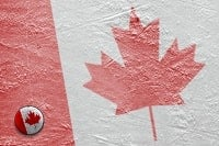 Another Canadian flag
